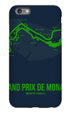 Monaco Grand Prix 2 iPhone 6 Plus Case by  NaxArt