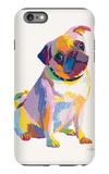 Pug Sketch iPhone 6s Plus Case by Patti Mollica