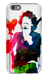 Santana Watercolor iPhone 6 Plus Case by Lora Feldman