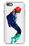 Michael Watercolor iPhone 6 Plus Case by Lora Feldman