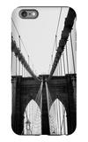 Brooklyn Bridge I iPhone 6 Plus Case by Nicholas Biscardi