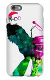 Elton Watercolor iPhone 6 Plus Case by Lora Feldman