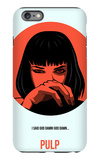 Pulp Poster 2 iPhone 6 Plus Case by Anna Malkin