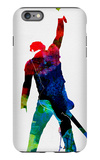 Bruce Watercolor iPhone 6 Plus Case by Lora Feldman
