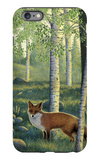 Fox in the Forest iPhone 6 Plus Case