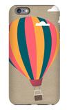 Hot Air Balloon iPhone 6 Plus Case by  Lantern Press