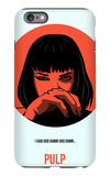 Pulp Poster 2 iPhone 6s Plus Case by Anna Malkin