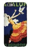 Spain - La Paloma - Anis Aguardiente Promotional Poster iPhone 6 Plus Case by  Lantern Press