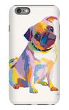 Pug Sketch iPhone 6 Plus Case by Patti Mollica