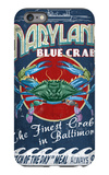Baltimore, Maryland - Blue Crabs iPhone 6s Plus Case by  Lantern Press