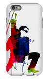 Bono Watercolor iPhone 6 Plus Case by Lora Feldman