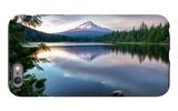 Summer Sunset at Trillium Lake, Oregon iPhone 6 Plus Case by Vincent James