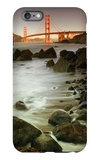 Baker Beach and the Golden Gate Bridge iPhone 6 Plus Case by Vincent James