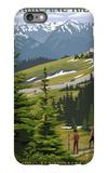 Hurricane Ridge, Olympic National Park, Washington iPhone 6s Plus Case by  Lantern Press