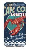 Cape Cod, Massachusetts - Lobster iPhone 6 Plus Case by  Lantern Press