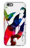 Jim Watercolor iPhone 6 Plus Case by Lora Feldman