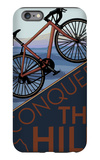 Conquer the Hill - Mountain Bike iPhone 6 Plus Case by  Lantern Press