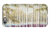 Plum Forest Floor iPhone 6s Plus Case by Jill Schultz McGannon