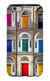 The Old Georgian Doors Of Dublin iPhone 6s Case by Domenico Matteo