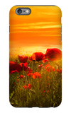 Spring Field iPhone 6s Plus Case by Marco Carmassi