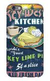 Key West, Florida - Key Lime Pie iPhone 6s Plus Case by  Lantern Press