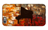 Grand Piano iPhone 6s Plus Case by Carmen Guedez