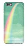 Rainbow in Bright Sky iPhone 6 Plus Case