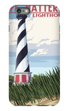 Cape Hatteras Lighthouse - Outer Banks, North Carolina iPhone 6 Plus Case by  Lantern Press