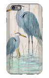 Blue Heron Duo iPhone 6s Plus Case by Arnie Fisk