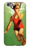 """Dunked Under Water,"" August 9, 1941 iPhone 6s Plus Case by John Hyde Phillips"