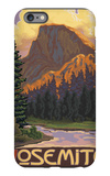Half Dome, Yosemite National Park, California iPhone 6s Plus Case by  Lantern Press