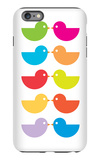 Rainbow Kiss iPhone 6s Plus Case by  Avalisa