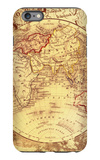Vintage Map Eastern iPhone 6s Plus Case by Malcolm Watson