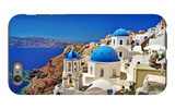 Amazing Santorini - Travel In Greek Islands Series iPhone 6s Plus Case by  Maugli-l