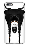 Bear Warrior iPhone 6s Plus Case by Ruben Ireland