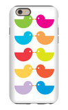 Rainbow Kiss iPhone 6s Case by  Avalisa