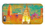 Vibrant City 2 iPhone 6s Plus Case by Christopher James