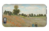 Poppy Field, Near Argenteuil, c.1873 iPhone 6s Plus Case by Claude Monet