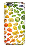 Collection Of Fruits And Vegetables iPhone 6s Plus Case by  egal
