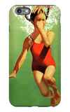 """Dunked Under Water,"" August 9, 1941 iPhone 6 Plus Case by John Hyde Phillips"
