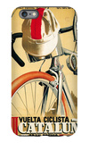 Bicycle Racing Promotion iPhone 6 Plus Case by  Lantern Press