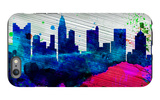 Columbus City Skyline iPhone 6s Plus Case by  NaxArt