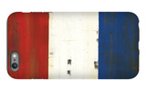 French Flag iPhone 6s Plus Case by Melissa Lyons