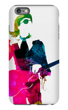 David Watercolor iPhone 6s Plus Case by Lora Feldman