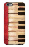 Piano Keys iPhone 6s Plus Case by  Hakimipour-ritter