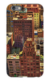 """Bird's-Eye View of New York City,"" August 17, 1946 iPhone 6s Plus Case by John Falter"