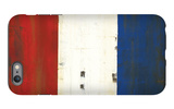 French Flag iPhone 6 Plus Case by Melissa Lyons