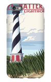 Cape Hatteras Lighthouse - Outer Banks, North Carolina iPhone 6s Plus Case by  Lantern Press
