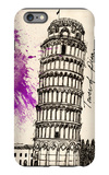 Tower of Pisa in Pen iPhone 6s Plus Case by Morgan Yamada