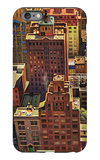 """Bird's-Eye View of New York City,"" August 17, 1946 iPhone 6 Plus Case by John Falter"